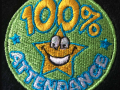 100Attendence