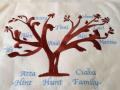 cushion family tree_individual items
