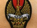 militarycostumeembroideredbadge