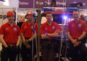 Mountain Rescue Display Team - March 10